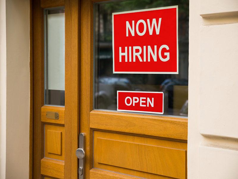 Job Shortages