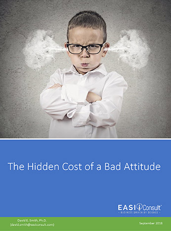 The Hidden Cost of a Bad Attitude article cover graphic