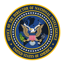 Office of the Director of National Intelligence logo